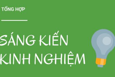 Vũ Thị Hà – Ứng dụng giáo án phát triển năng lực ở môn Ngữ văn 6 tại trường THCS Ngô Mây