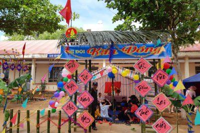 Tưng bừng Hội trại chào mừng 90 năm ngày thành lập Đoàn Thanh niên Cộng sản Hồ Chí Minh